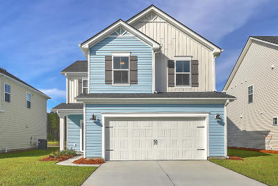 Summerville SC Single Family Home For Sale: $289,990