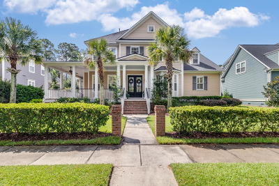 Mount Pleasant Single Family Home For Sale: 1146 Ayers Plantation Way
