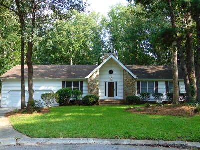 Summerville Single Family Home Contingent: 111 Windsor Court