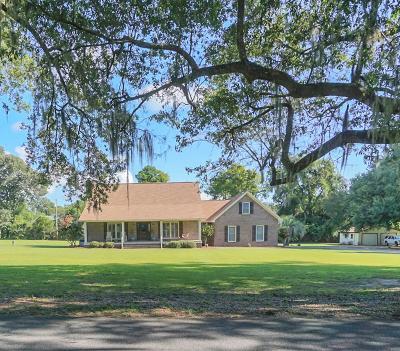 Moncks Corner Single Family Home For Sale: 328 Avenue Of Oaks