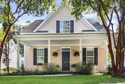 Johns Island Single Family Home Contingent: 2957 Split Hickory Court