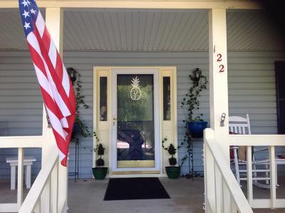 Single Family Home For Sale: 122 Dogwood Drive