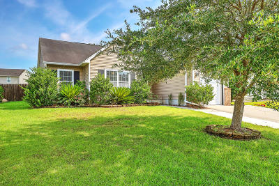 Summerville Single Family Home Contingent: 5008 Thornton Drive