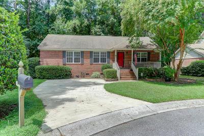 Charleston Single Family Home Contingent: 977 Stono River Drive