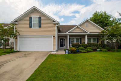 Goose Creek Single Family Home Contingent: 110 Cedar Mill Drive