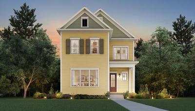Charleston Single Family Home For Sale: 2593 Daniel Island Drive
