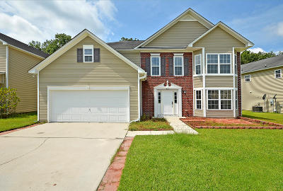 Goose Creek Single Family Home For Sale: 451 Green Park Lane