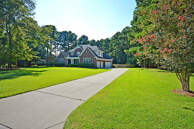 Summerville Single Family Home Contingent: 1002 Mount Whitney Drive