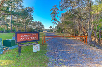 Awendaw Residential Lots & Land For Sale: 1449 Jeremy Cay Court