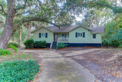 Isle Of Palms SC Single Family Home For Sale: $789,000