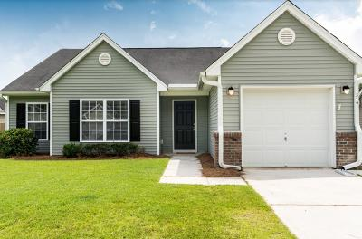 Goose Creek Single Family Home For Sale: 319 Slow Mill Drive