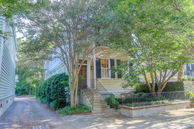 Charleston SC Single Family Home For Sale: $1,150,000