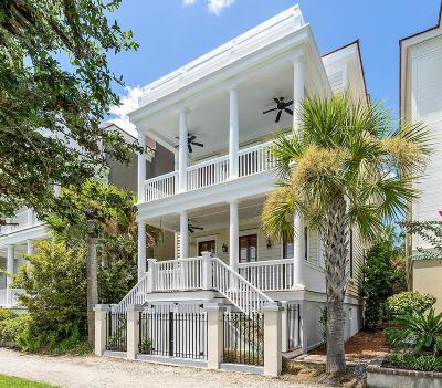 Mount Pleasant Single Family Home For Sale: 26 Fernandina Street