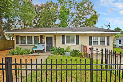 Charleston Single Family Home For Sale: 1305 Hester Street