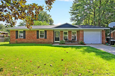 Single Family Home For Sale: 104 Camellia Road