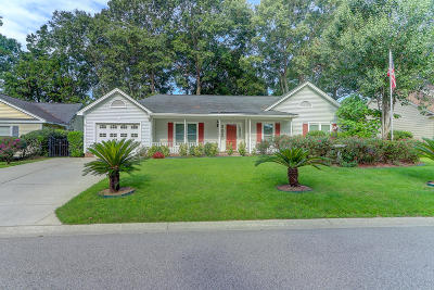 Goose Creek Single Family Home Contingent: 319 Commons Way