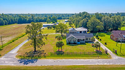 Single Family Home For Sale: 1206 Seaboard Rd