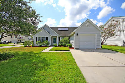 Summerville Single Family Home For Sale: 5001 Thornton Dr