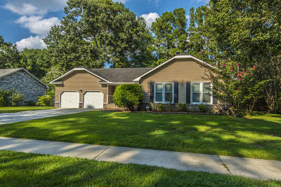 Summerville Single Family Home Contingent: 314 Chessington Circle