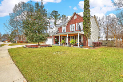 Goose Creek Single Family Home For Sale: 100 S Pembroke Drive
