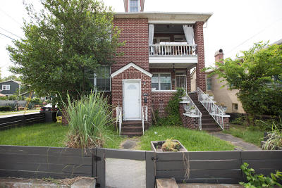 Charleston Multi Family Home For Sale: 1185 King Street #A &