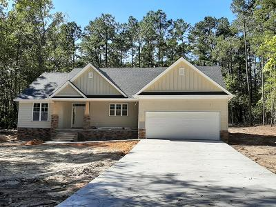 Single Family Home For Sale: 107 Red Cypress Landing