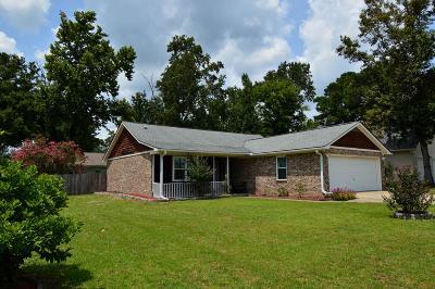 Single Family Home For Sale: 101 Evergreen Magnolia Avenue