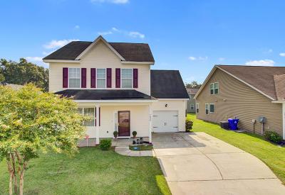 North Charleston Single Family Home For Sale: 7838 Magellan Drive