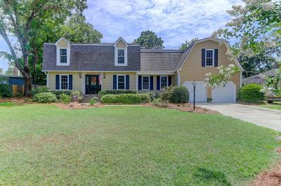 Mount Pleasant Single Family Home For Sale: 673 Pelzer Drive