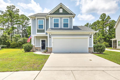 Johns Island Single Family Home For Sale: 1507 Innkeeper Lane