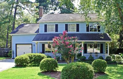 Summerville Single Family Home For Sale: 120 Towhee Drive