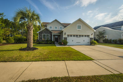 Summerville Single Family Home For Sale: 112 Decatur Drive