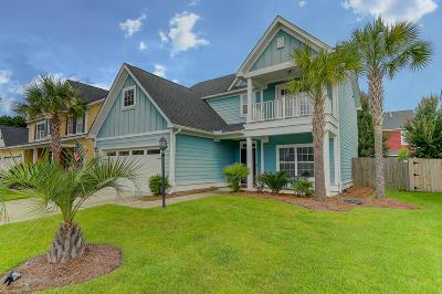 Single Family Home For Sale: 121 Indigo Marsh Circle