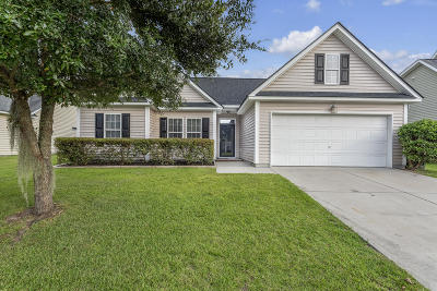 Ladson Single Family Home Contingent: 214 Equinox Circle