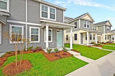North Charleston Attached For Sale: 3969 Gullah Drive
