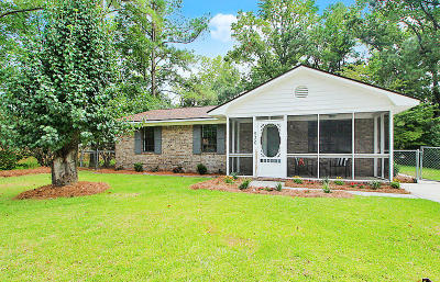 Summerville Single Family Home For Sale: 936 N Palmetto Street