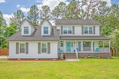 Summerville Single Family Home For Sale: 120 Eastover Circle