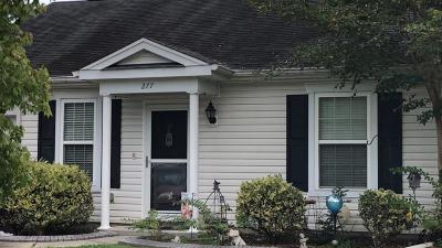 Single Family Home Contingent: 277 Reagan Drive