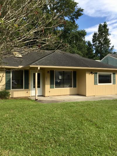 Ladson Single Family Home For Sale: 1251 Maryland Drive