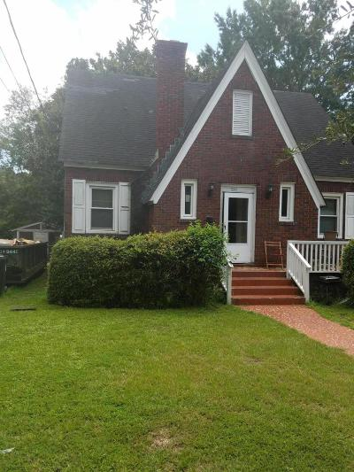 Charleston Single Family Home For Sale: 285 Grove Street