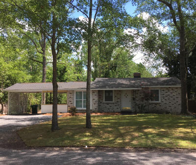 Summerville Single Family Home For Sale: 707 N Magnolia Street