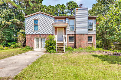 Summerville Single Family Home Contingent: 128 Sawmill Drive