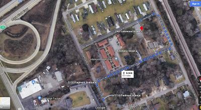 North Charleston Residential Lots & Land For Sale: 1920 Kerry Street
