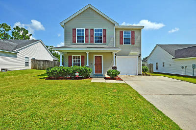 Goose Creek Single Family Home For Sale: 104 Salem Creek Drive
