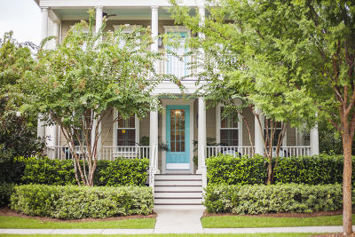 Charleston Single Family Home For Sale: 1735 Sailmaker Street