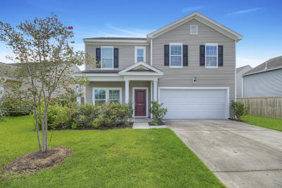 Goose Creek Single Family Home For Sale: 305 English Ivy Drive