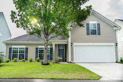 Summerville Single Family Home For Sale: 9628 Pebble Creek Boulevard