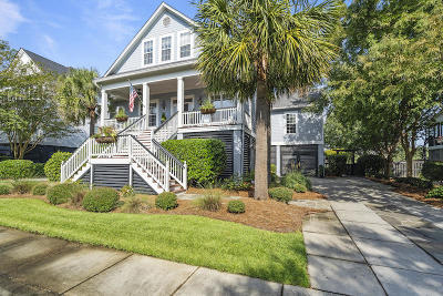 Charleston Single Family Home For Sale: 209 N Ladd Court