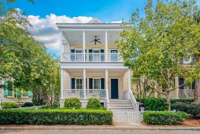 Mount Pleasant Single Family Home For Sale: 54 Sanibel Street