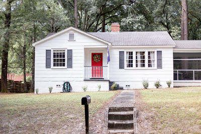 Single Family Home For Sale: 307 Forest Hills Road